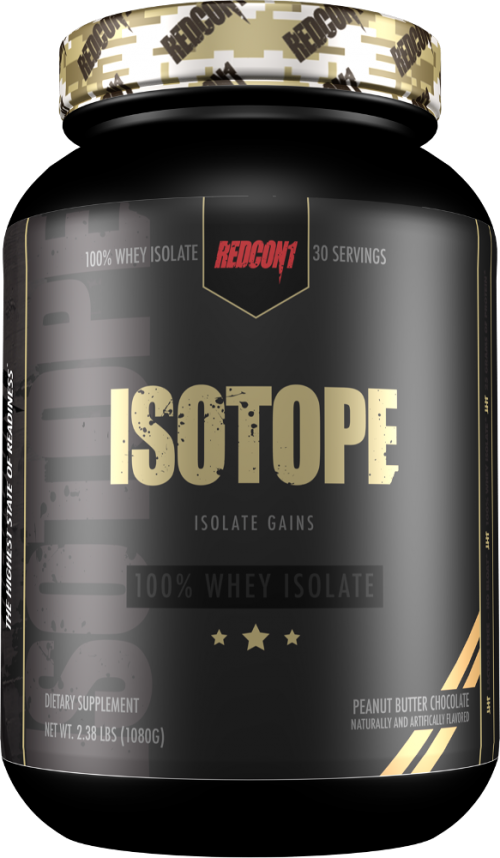 RedCon1 Isotope - 30 Servings Peanut Butter Chocolate