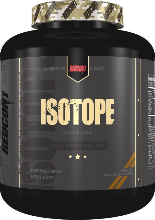 RedCon1 Isotope - 71 Servings Chocolate