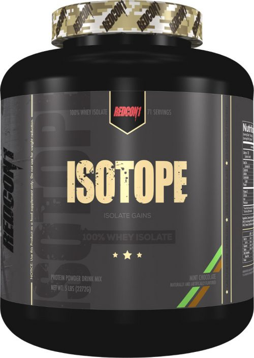 RedCon1 Isotope - 71 Servings Mint Chocolate