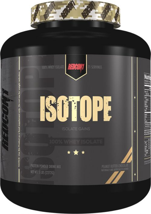 RedCon1 Isotope - 71 Servings Peanut Butter Chocolate