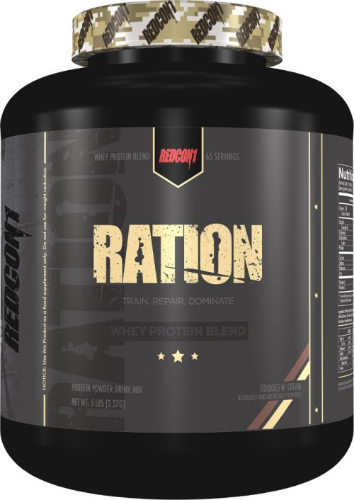 RedCon1 Ration - 5lbs Cookies and Cream