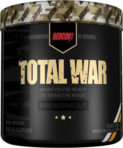 RedCon1 Total War - 30 Servings Orange Crush