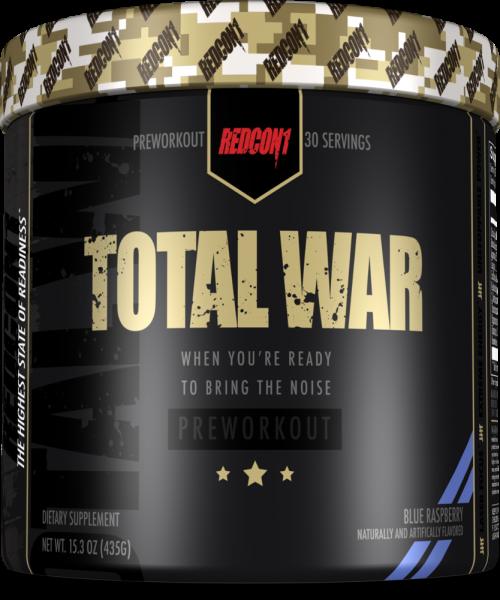 RedCon1 Total War - 30 Servings Sour Gummy Bear