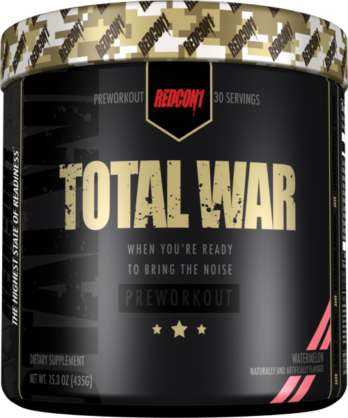 RedCon1 Total War - 30 Servings Watermelon