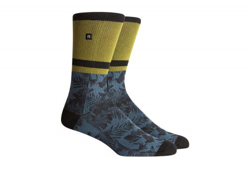 Richer Poorer August Everyday Socks - teal/green, one size