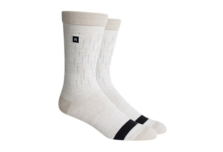 Richer Poorer Scanner Reflective Socks