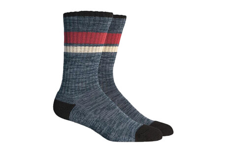 Richer Poorer Wildwood Socks