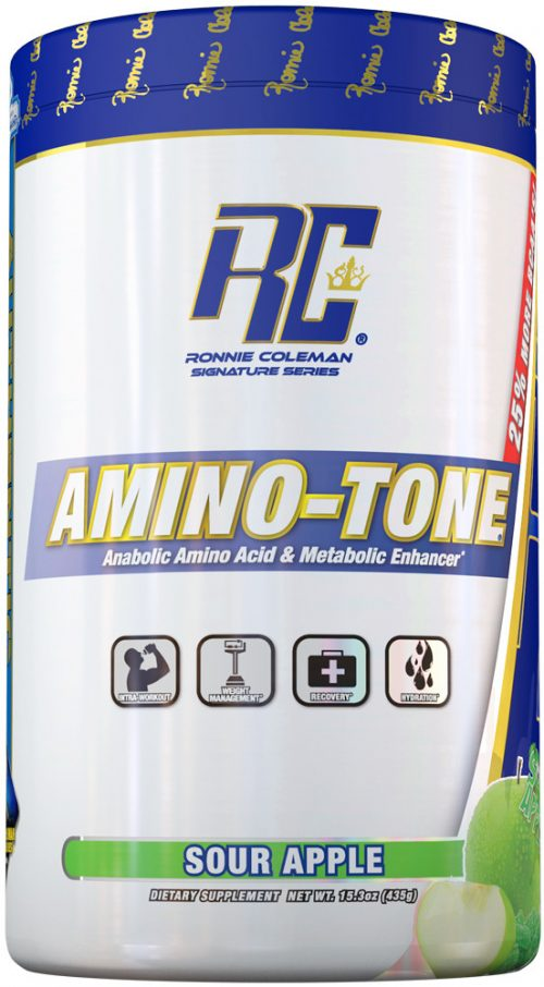 Ronnie Coleman Signature Series Amino-Tone - M&S Exclusive 30 Servings