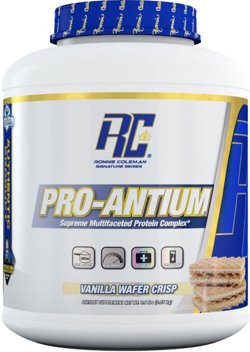 Ronnie Coleman Signature Series Pro-Antium - 5.6lbs Vanilla Wafer Cris