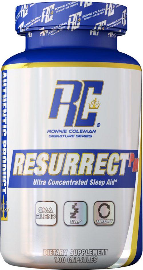 Ronnie Coleman Signature Series Resurrect-P.M. - 100 Capsules