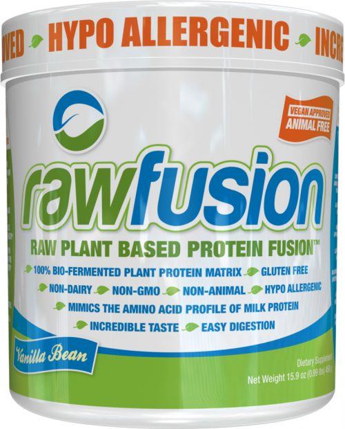 SAN Raw Fusion - 1lb Vanilla Bean