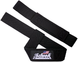 Schiek Sports Model 1000BPS Padded Lifting Straps - One Size