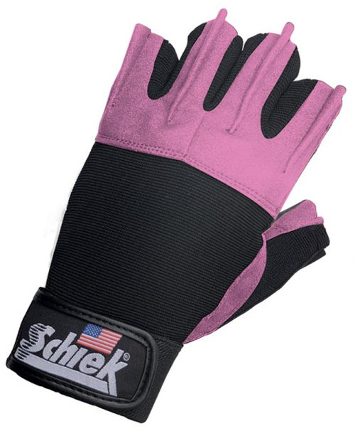 Schiek Sports Model 520 Women's Lifting Gloves - XS