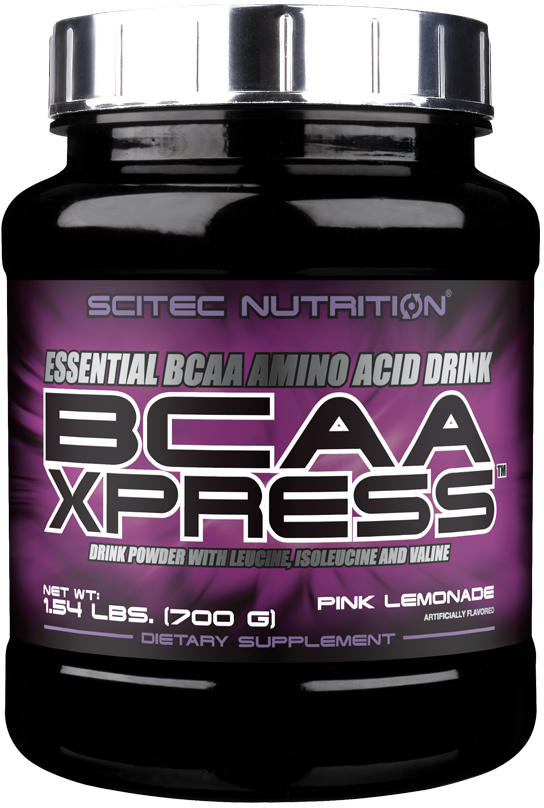 Scitec Nutrition BCAA Xpress - 100 Servings Pink Lemonade