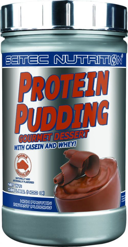 Scitec Nutrition Protein Pudding - 10 Servings Double Chocolate