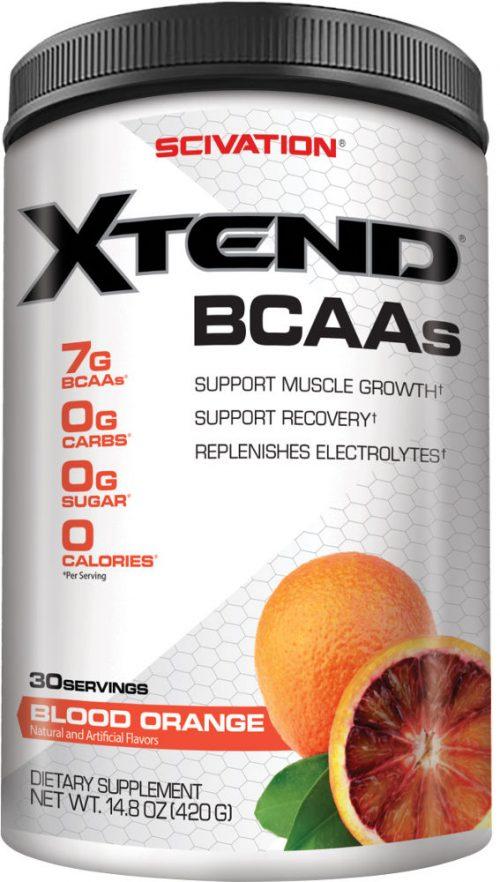 Scivation Xtend - 30 Servings Blood Orange