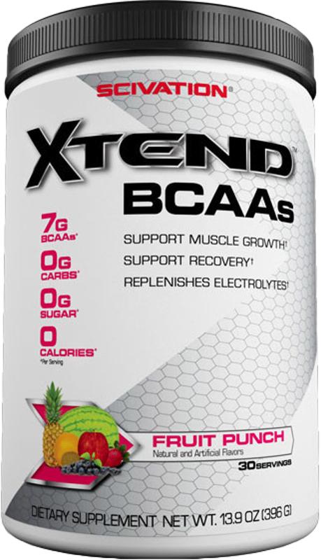 Scivation Xtend - 30 Servings Fruit Punch