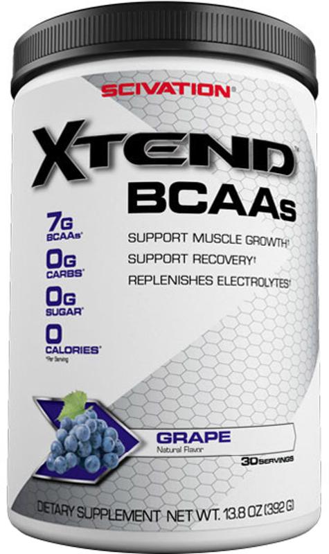 Scivation Xtend - 30 Servings Grape Escape