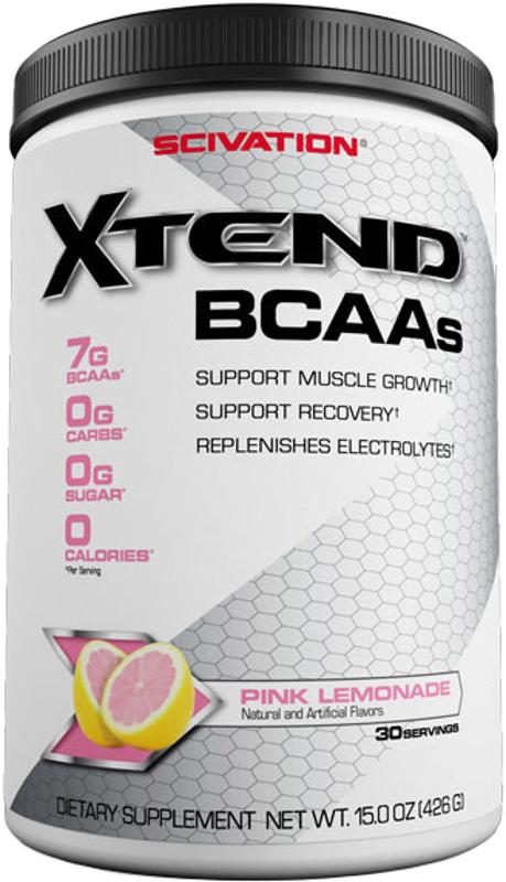 Scivation Xtend - 30 Servings Pink Lemonade