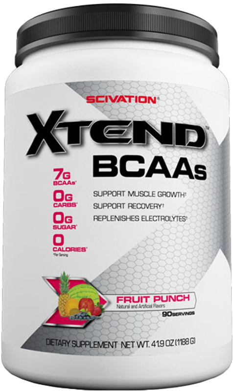 Scivation Xtend - 90 Servings Fruit Punch