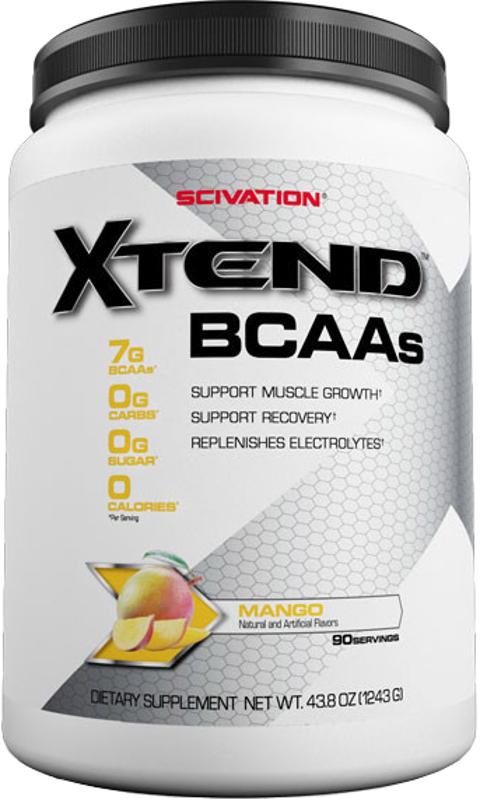 Scivation Xtend - 90 Servings Mango Nectar