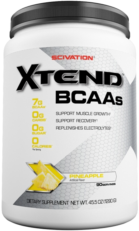 Scivation Xtend - 90 Servings Pineapple