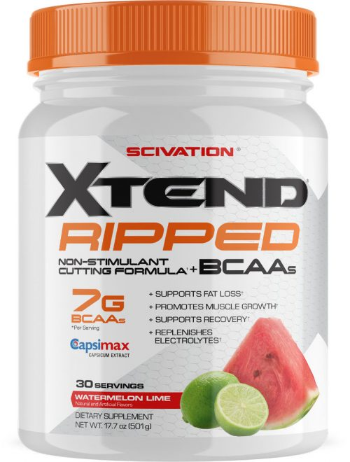 Scivation Xtend Ripped - 30 Servings Watermelon Lime
