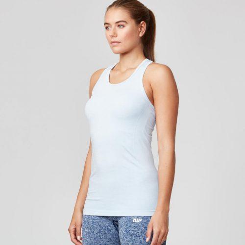 Seamless Vest - Smoke Blue - XL