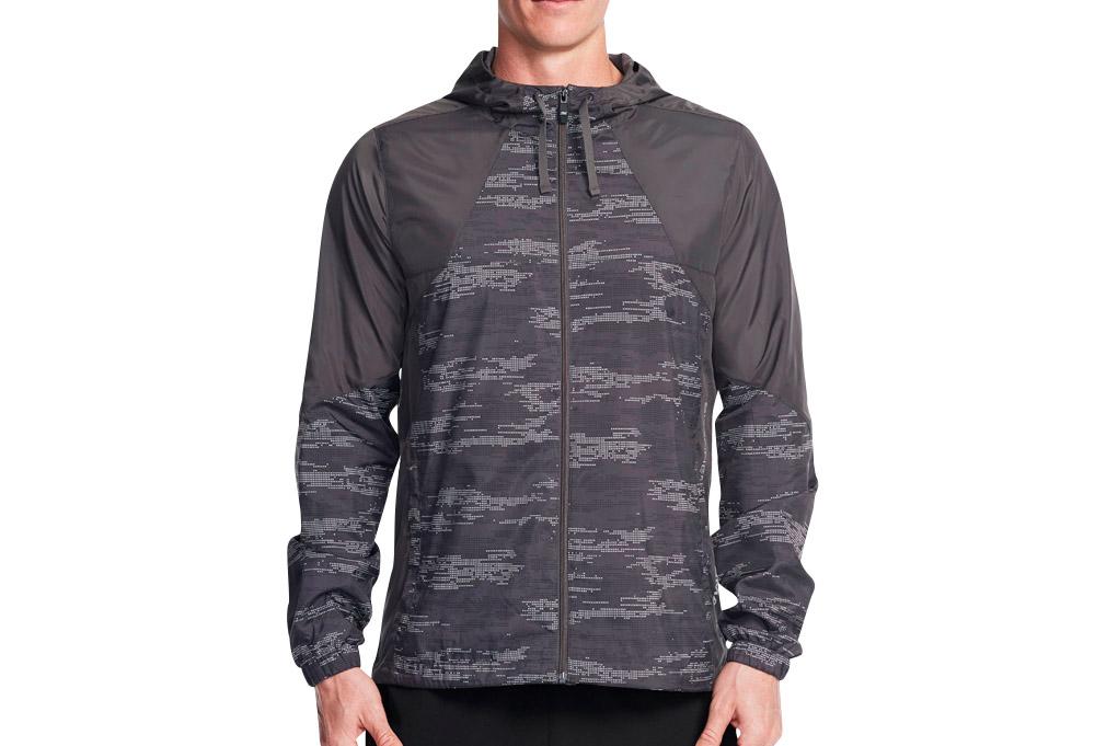 Skechers Bayview Jacket - Men's - grey, medium