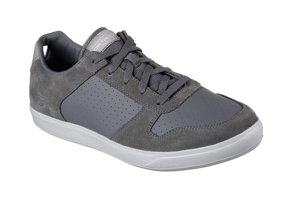 Skechers GOVulc 2 Limit Shoes - Men's - charcoal, 11.5