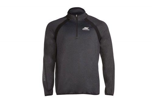 Skechers Windchill 1/4 Zip Sweatshirt - Men's - charcoal, small