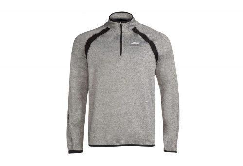 Skechers Windchill 1/4 Zip Sweatshirt - Men's - grey, large