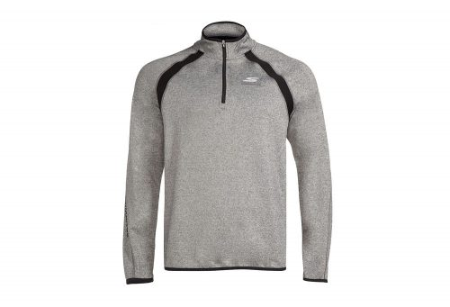 Skechers Windchill 1/4 Zip Sweatshirt - Men's - grey, medium