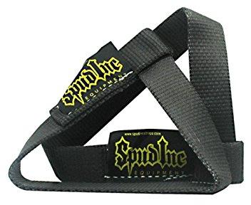 "Spud Inc. Wrist Straps - 1.5"" Pair Black"