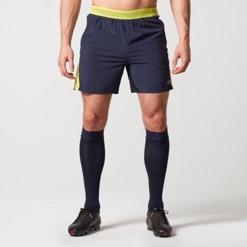 Strike Football Shorts - Navy - XL