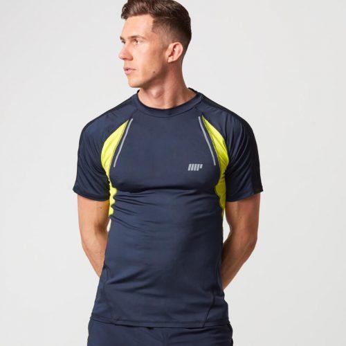 Strike Football T-Shirt - Navy - XL