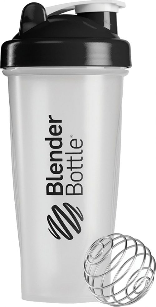 Sundesa Blender Bottle - 28oz Black