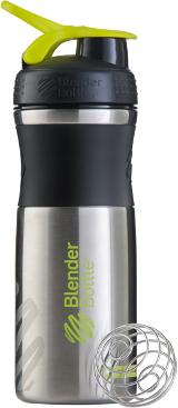 Sundesa SportMixer Stainless - 28oz Black/Green