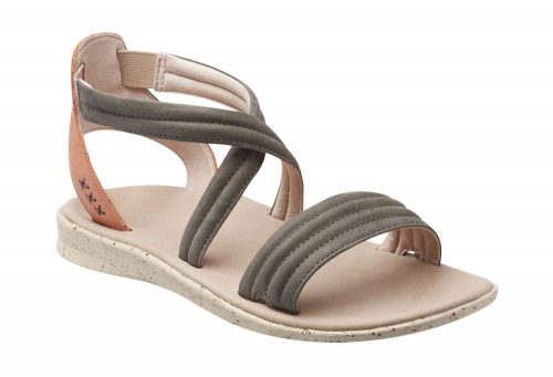 Superfeet Verde Sandals - Women's - bungee cord / tawney orange, 7.5
