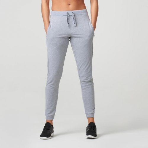 Superlite Slim Fit Joggers - Grey Marl - S