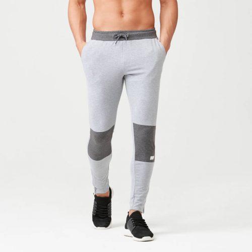 Superlite Slim Fit Joggers - Grey Marl - XXL
