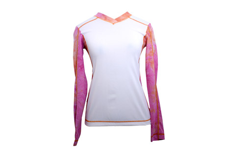 SwirlGear Long Sleeve Top - Womens