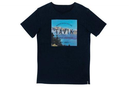 Tavik Range S/S Tee - Men's - black, small