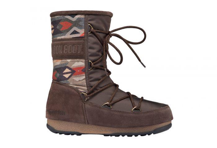 Tecnica Vienna Native Moon Boots - Women's - brown, eu 42
