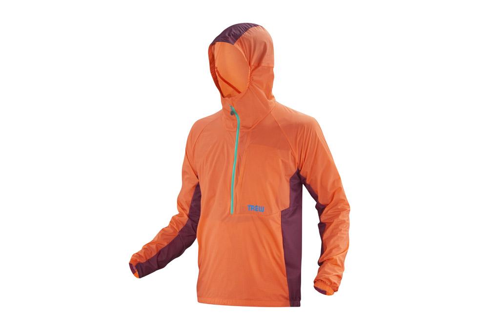 Trew Up Wind Jacket - Men's - push pop, x-large