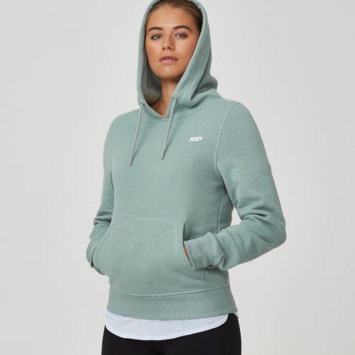 Tru-Fit Pullover Hoodie - Khaki Marl - S
