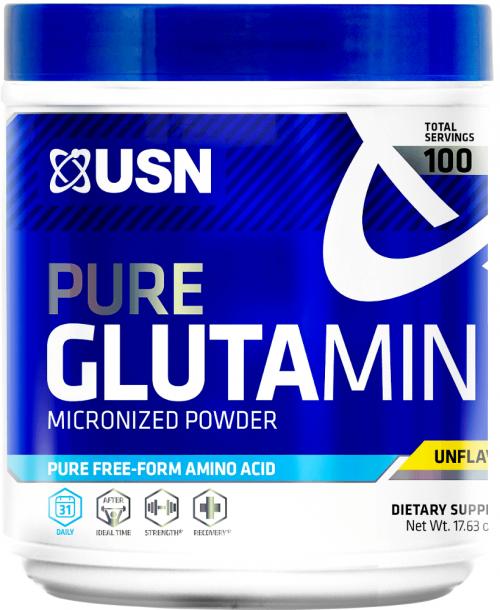 USN Glutamine - 500g Unflavored