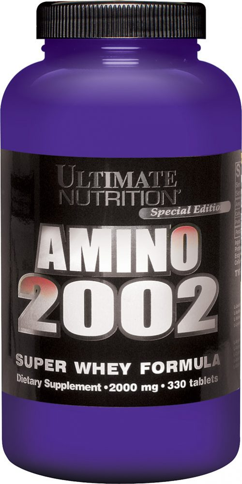 Ultimate Nutrition Amino 2002 - 330 Tablets