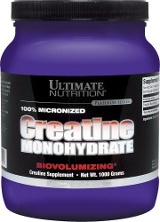Ultimate Nutrition Creatine Monohydrate - 1000g