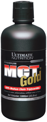 Ultimate Nutrition MCT Gold - 67 Servings Unflavored